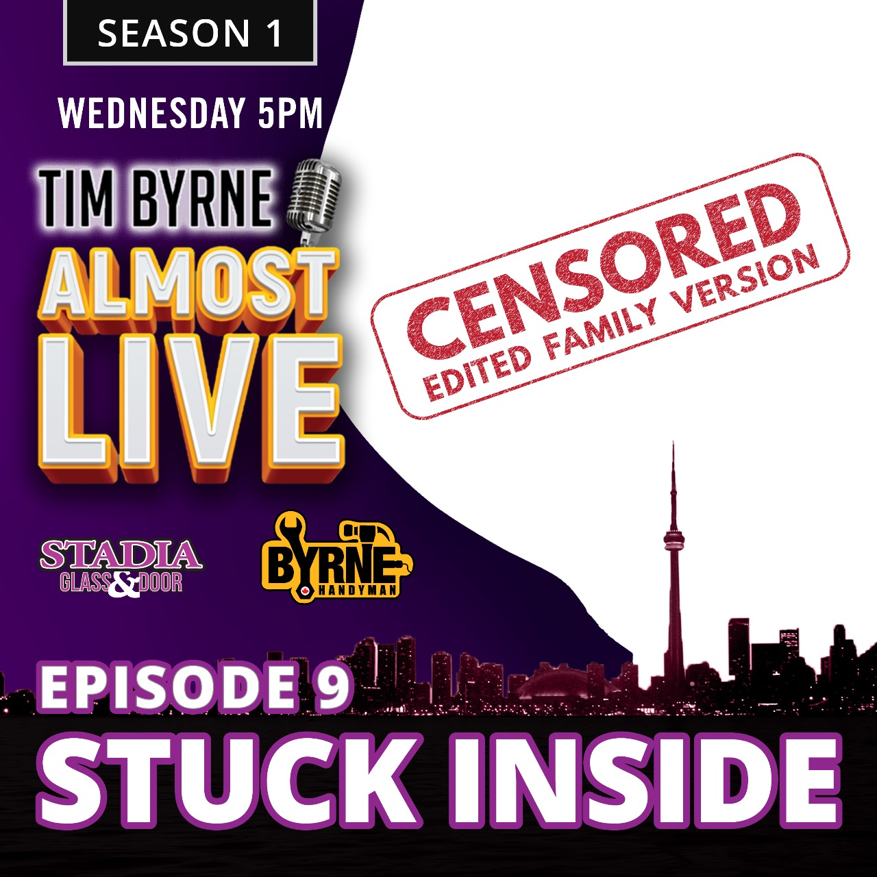 Episode 9 – Stuck Inside