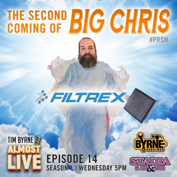 Episode 14 – The second coming of Big Chris
