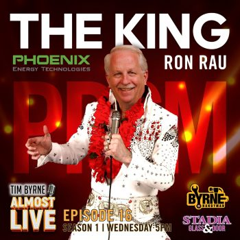 Episode 16 – The King Ron Rau