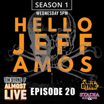 Episode 20 – Hello Jeff Amos