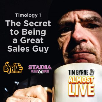 "Tim is excited to launch a brand new series for the summer. His ""Timology"" series will reveal the secrets of great salesman. Tim came by this knowledge the hard way - years of failing. For over 20 years Tim scratched and crawled his way to building a successful business. Along the way he developed a winning strategy for selling his products and services. Tim says that three are three facets to being great in sales. Those are relationship building, marketing and accounting. In today's episode Tim talks about the importance of building a relationship with a client. Tim likens building those relationships to being a successful political candidate. You have to shake one hundred hands to get one vote. The math is similar in sales. You have to introduce yourself to one hundred people to get one sale. Building a relationship with a client depends on personal contact. Tim insists on taking a potential client out for a drink or a meal before taking them on. If they don't have time for that Tim isn't interested in working with them. You need to become friends with your clients otherwise you won't be able to depend on them for future business. There is a lot of negativity around sales. There is a common idea that sales people are scumbags who will say anything to get your money. And to be sure there are plenty of guys like that out there. Tim takes an opposite approach. If you are the only one walking away happy you're doing it wrong. You don't just bid jobs in order to bid jobs. You have a moral obligation to give the client a fair price."