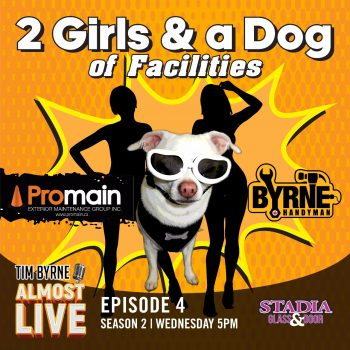 S02E04 – Two Girls and a Dog of Facilities