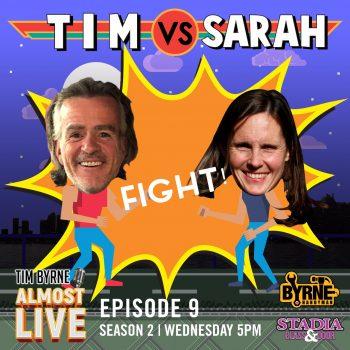 S02E09 – Tim vs. Sarah – Toronto Votes 2018
