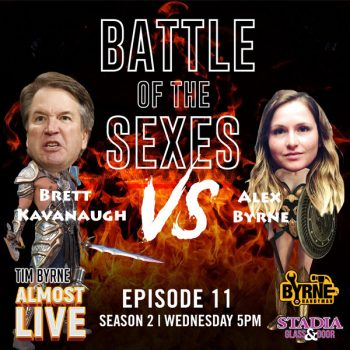 S02E11 – The Battle of the Sexes