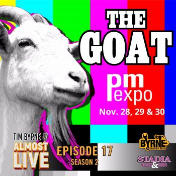 S02E17 – Kevin the Goat Live At PM Expo