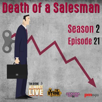 Being a salesman sucks. Especially if you've just started in a new territory or with a new company. By month six you're ready to quit. You're depressed. You're frazzled. You have no one to turn too. Now you do. On today's episode Tim shares how you can get over the hump and really succeed.