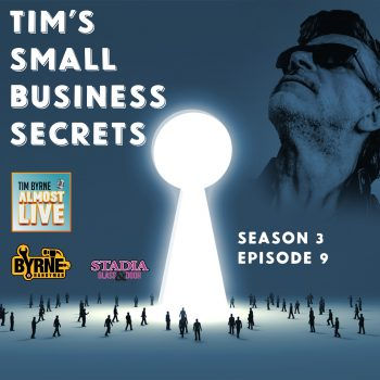 S03E09 – Tim's Small Business Secrets