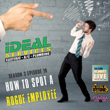 S03E19 – How to spot a rogue employee