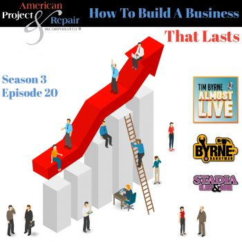 S03E20 – How to create a business that lasts