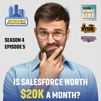Is Salesforce really worth 20k a month? | Season 4 Episode 5