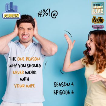 The one reason why you should never work with your wife | Season 4 Episode 6