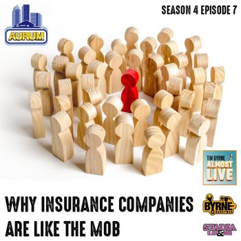 Why insurance companies are like the mob | Season 4 Episode 7
