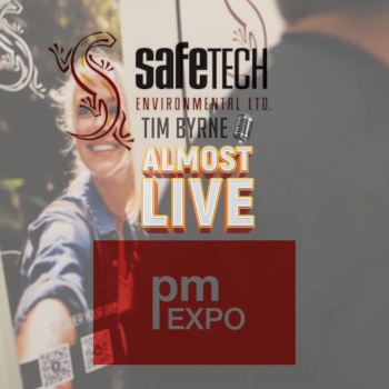 Tim Byrne Almost Live – 2 Sides (PART 2) w/ SafeTech's Romeo Milano
