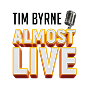 Tim Byrne Almost Live Logo